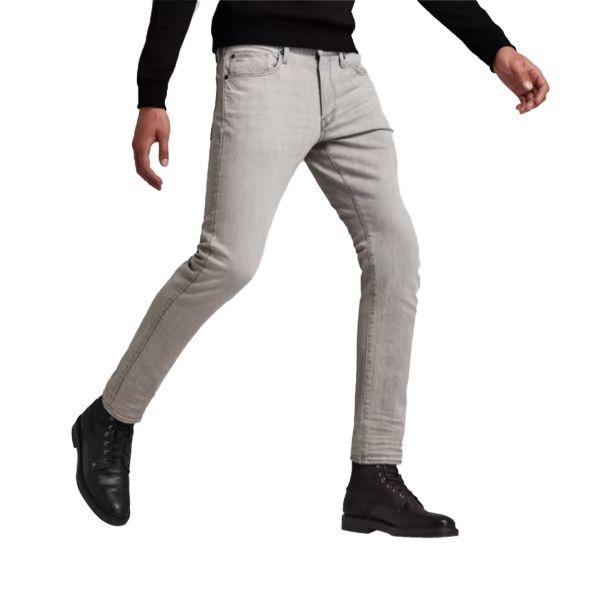 3301 Slim Jeans/Sun Faded Iron