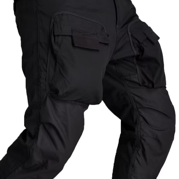 3D Straight Tapered Cargo Pants