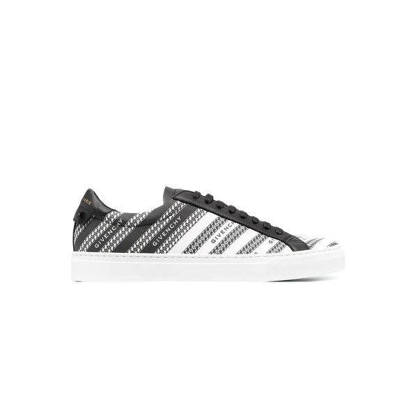 Logo-Print Sneakers