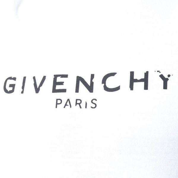 Logo Print T-Shirt/White