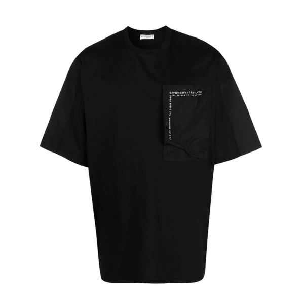 Logo-Patch T-Shirt