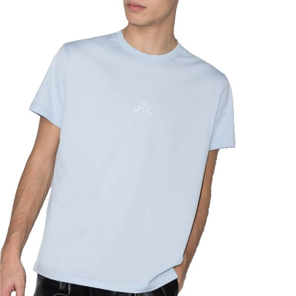 Embroidered Refracted Logo T-Shirt