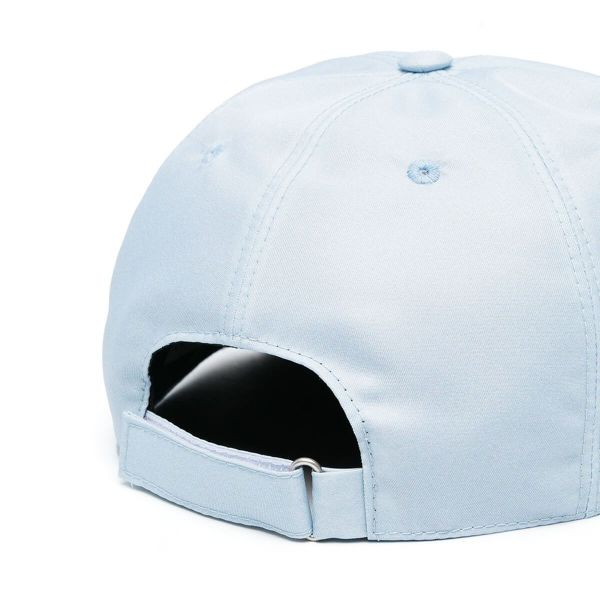 Logo-Print Baseball Cap