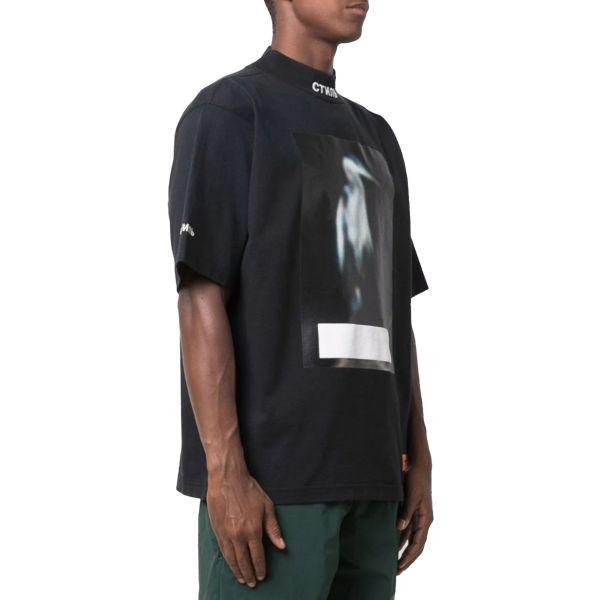 Turtleneck Heron T-Shirt