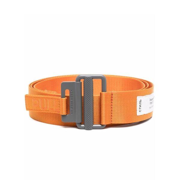 Tape Logo Belt