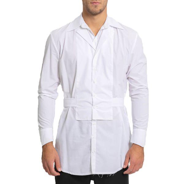 Front Belt Shirt