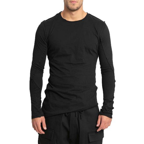 Οversized Asymmetric T-Shirt