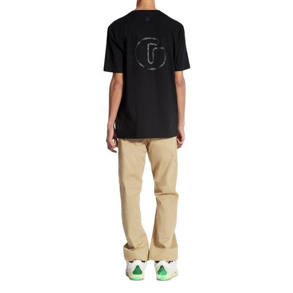 Printed T-Shirt/Black
