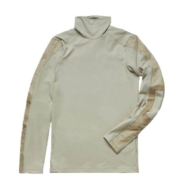 High-Neck Sweatshirt