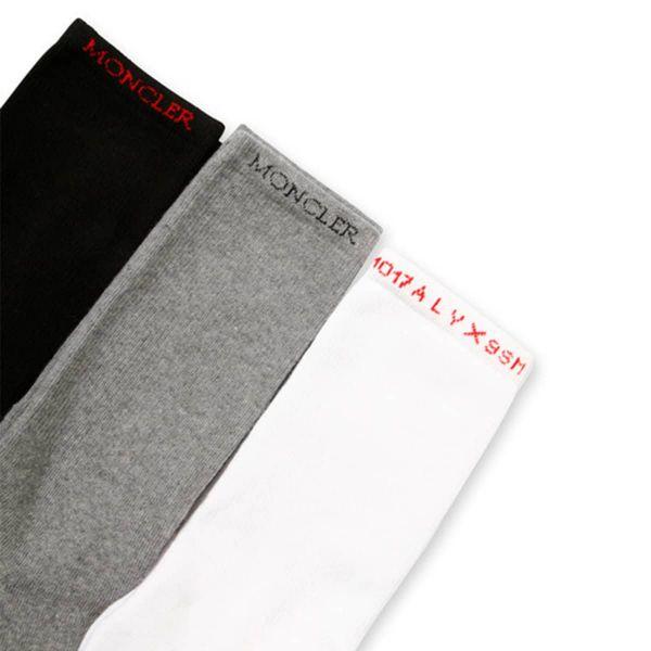 Pack Of Three Socks