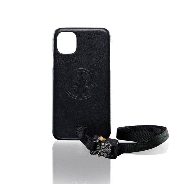 Logo-Embossed Iphone 11 Case