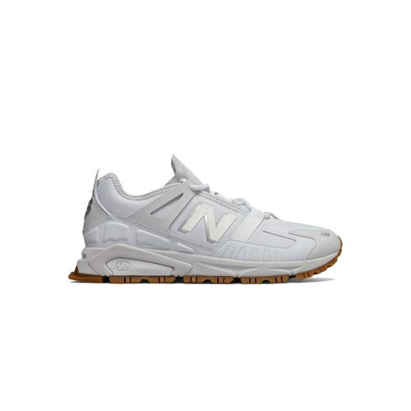 X-Racer Trainers In White