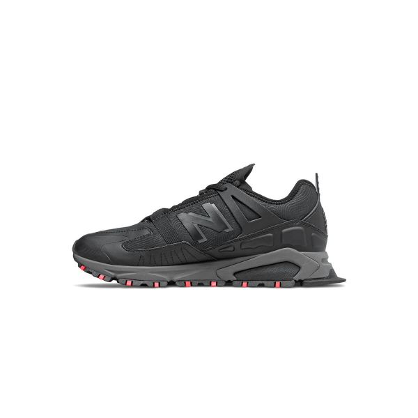 XRCT Sneakers Black With Energy Red