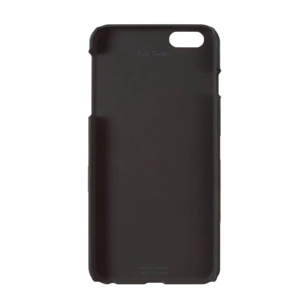 Artist Stripe Leather Iphone 6 Plus Case