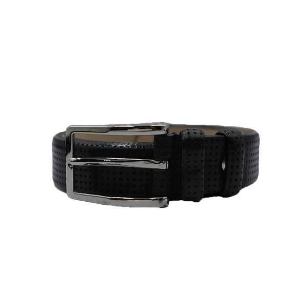 Black Belt With Detail
