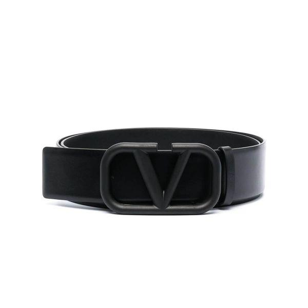 VLogo Buckle Belt