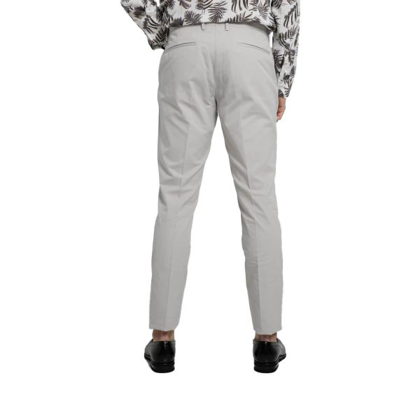 Straight-Leg Chinos