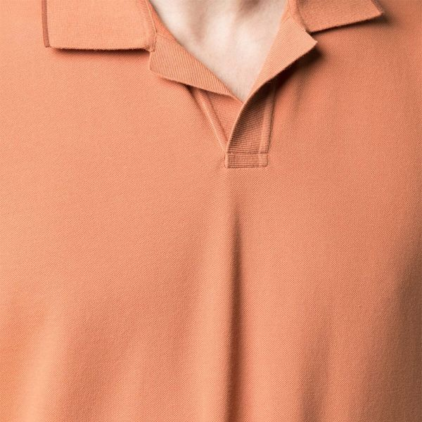 Stretch-Cotton Polo Shirt