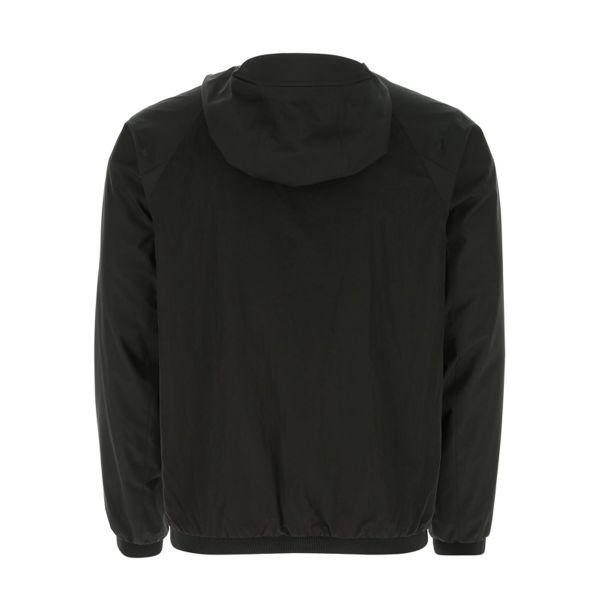 Hooded Lightweight Jacket