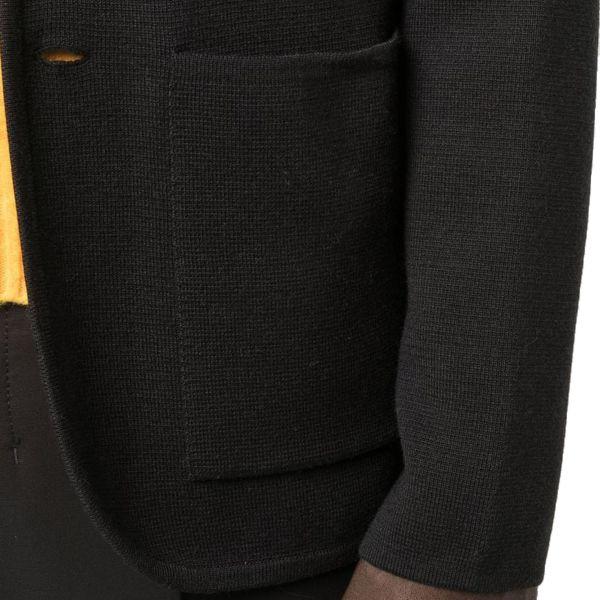Unlined Knit Blazer