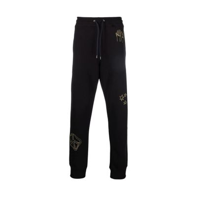 Star Embroidery Track Pants