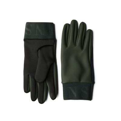 Polyester Gloves/Khaki