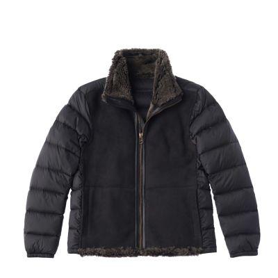 Shearling Liner Jacket