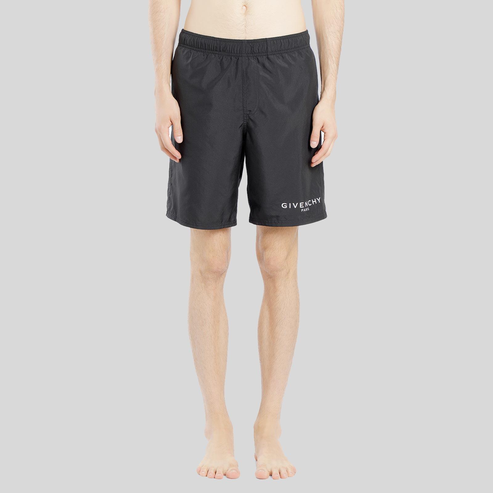 e9192ae4aab2 Hionidis Μαύρο GIVENCHY Swim Shorts GIVENCHY